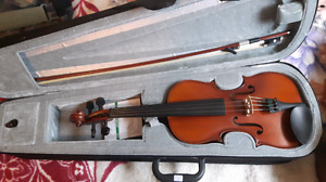 VIOLIN, not used much