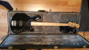 Squier dimension deluxe bass