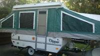 Tente roulotte Clipper