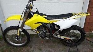 2006 suzuki rmz 250