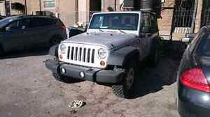 2012 Jeep wrangler certified