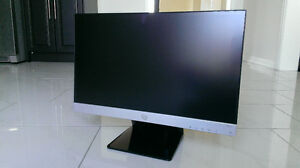 "NEW HP 21.5"" LED IPS SLIM MONITOR WITH BOX * GREAT PRICE !"