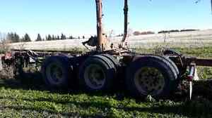 Jeep and poll log  trailers for sale Strathcona County Edmonton Area image 7