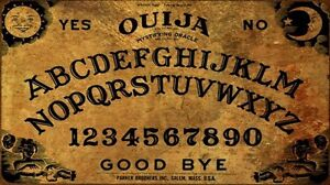 Looking for a ouija board