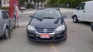 2008 Volkswagen Jetta Trendline Sedan