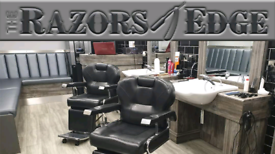 Barbers Chair To Rent in Leigh, WN7 2AN