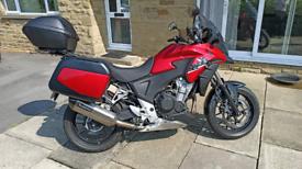 Honda CB500x 2800 miles