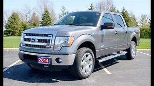 2014 Ford F-150 SuperCrew XLT XTR 4x4