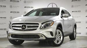 2015 Mercedes-Benz GLA250 SUV 4MATIC Edmonton Edmonton Area image 1