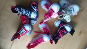 SOULIERS_CHAUSSURES SPORT type Converse