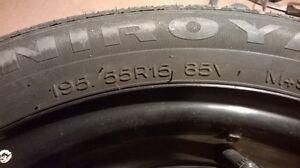 195/55/r15  jantes et pneus