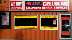iFIXuSAVE - Cell Phone Repair Services