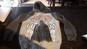 Size 7/8 Zip Up Sweater