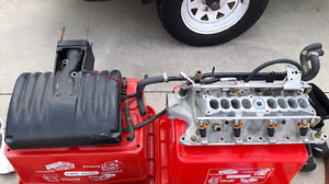 Mustang 5.0L Upper and Lower Intake