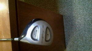 Tommy Armour 845 Stiff Steel Shaft Driver (Used)