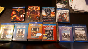 Dvds blu ray steelbook