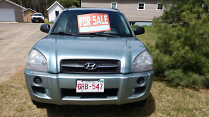 2007 Hyundai Tucson for sale