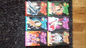 Manga for Sale: Claymore, Black Cat, Dragonball Z, Shaman King Edmonton Edmonton Area image 8