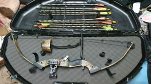 Bear sportsman compound bow for sale