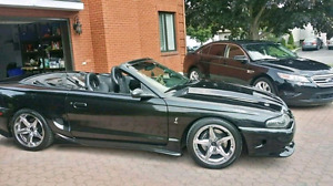 Mustang Gt supercharged 1995 convertible