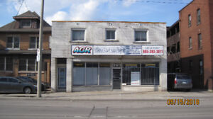 commercial space for lease  Hamilton East