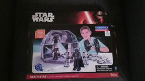 Star Wars Papercraft Death Star Deluxe Set.
