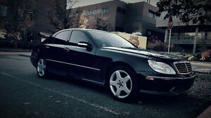 2006 Mercedes-Benz S-Class S430 W220 4MATIC Sedan
