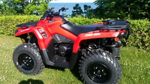 2016 can am 450
