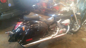 2004 shadow aero  vt750     interesting trades welcome also