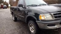 1998 Ford F-150 Pickup Truck cert + etested in Dec