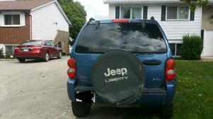 Jeep liberty v6 1100 obo sale pending