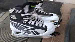 Jr goalie skates size 5