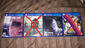 Detroit become human / Shadow of Colossus