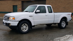 2007 Ford Ranger Sport 4x4  *low kms*