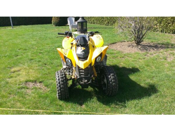 Used 2008 BRP Can Am Ds 250