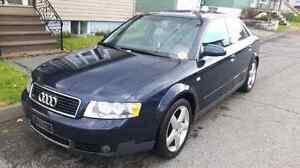 Audi a4 3.0l quattro