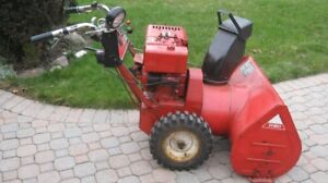 TORO  Snowblower - REDUCED TO SELL