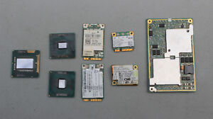 4 Laptop CPUs