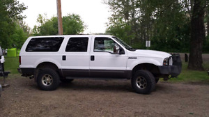 2004 6.0L Excursion 4x4