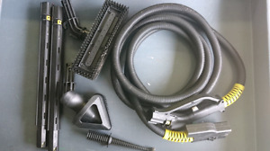 Dupray injection hill hose and accessories
