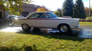 Plymouth Belvedere satellite.
