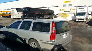 Two V70 Volvo's Trade for truck.