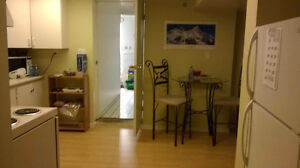 Female to share with Female 2 bdrm BSMT suite in North Burnaby