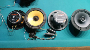 "6.5"" Hertz Car Audio Speakers"