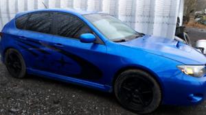 2008 Subaru