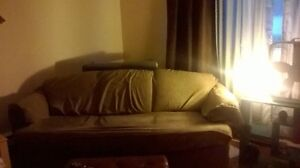FREE COUCH with slip cover