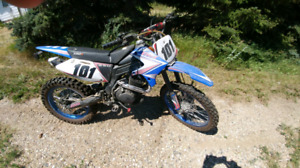 Gio star-x 250 dirt bike