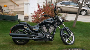 """2012 Victory Vegas 8 ball """" ONLY 3500KM"""" LIKE NEW"""