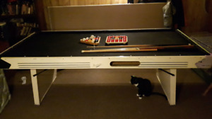 Gendron Pool Table 4x8