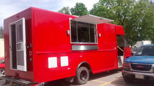 Ready to go food truck!